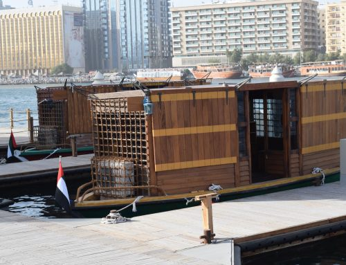 BEYOUland brings Middle East´s first ever floating boutique
